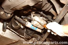 mercedes benz slk 230 fuel filter replacement 1998 2004