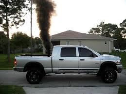 dodge cummins with stacks dodge cummins diesel smoke