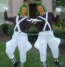 oompa loompa costume lioness and cub tattoo oompa loompa costume
