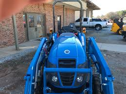 2017 ls tractor xg3135 tractor loader box cutter and trailer