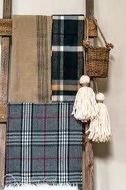 diy blanket an easy diy build a rustic farmhouse blanket ladder for under