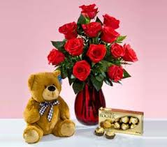 teddy gram delivery roses teddy chocolate delivery as combo gift in dubai