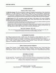 Landscaping Skills Resume Resume Landscaping Resume Sample