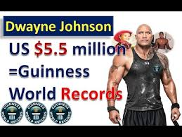 the biography of dwayne johnson the rock biography or life story in hindi dwayne johnson success