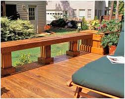 built in deck benches low seating low built in benches function