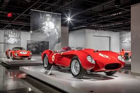 petersen automotive museum los angeles museum petersen