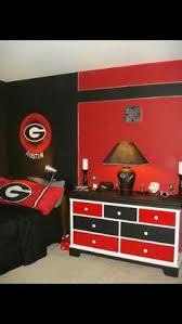 football bedroom decor football wall georgia bulldogs room dawgs pinterest georgia