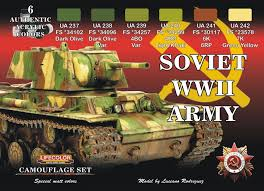 armorama soviet camouflage set history or business