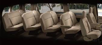 Ford Van Interior Ford Vans Ford Econoline E Series Available At Transwest Truck