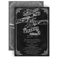 Black Wedding Invitations Black And White Wedding Invitations Reduxsquad Com