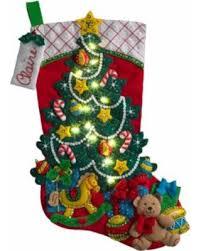 bucilla felt kits bargains on bucilla felt applique kit 18 christmas