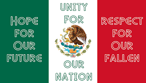 mexico flag project pinterest