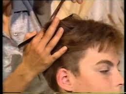 Geile Frisuren Zum Selber Machen Jungs by Junge Bekommt Moderne Frisur Boy Gets Contemporary Haircut 80er