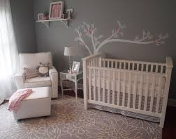 Pink And Grey Nursery Decor Grey Pink Nursery Grousedays Org