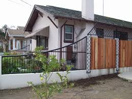 fence v m iron works inc in the san jose bay area