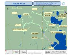 Lancaster County Gis Map Our Service Area Tip Of The Mitt Watershed Council