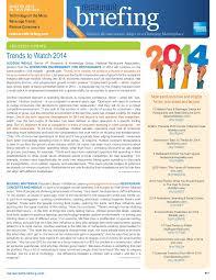 restaurant trends 2014 by restaurant briefing