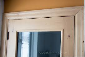colonial trim interior wood casing and trim moldings