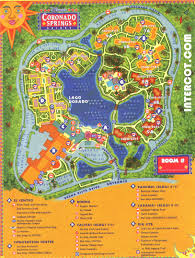 Walt Disney World Maps by Walt Disney World Disney World Vacation Information Guide