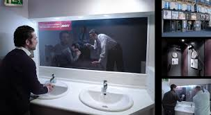 Two Way Mirror Bathroom by Bathroom Mirrors New 2 Way Mirror Bathroom Decor Idea Stunning
