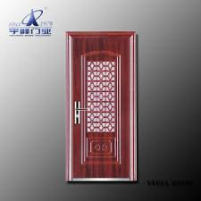 Safety Door Design China Safety Door Design With Grill China Ornamental Iron Door