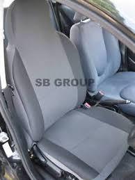 siege auto mini cooper adapté à mini cooper d housses de siège auto gris anthracite ebay