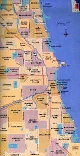 Chicago City Map by Chicago City Guide Rpg Fandom Powered By Wikia