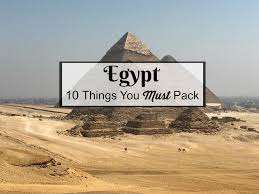 Delaware Is It Safe To Travel To Egypt images Cairo travel essentials 10 things you must pack for egypt jpg