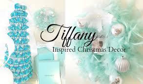 tiffany inspired christmas decor kisses tree diy amberallure