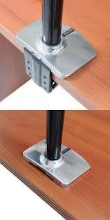Ergotron Sit Stand Desk Ergotron Workfit Lx Sit Stand Desk Mount System For 27qhd 45 405