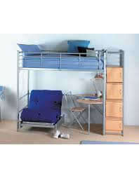 High Sleeper Beds With Sofa Cool Idea Childrens Bunk Beds With Desk And Futon High Sleeper Bed