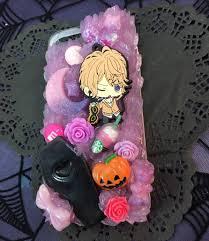 cute anime halloween custom halloween diabolik lovers shu decoden phone case crafty amino