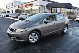 2014 used honda civic sedan lx at fafama auto sales serving boston