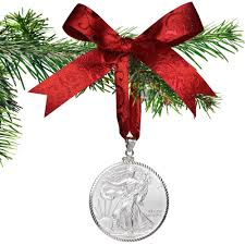 buy 2017 american silver eagle coin ornament with