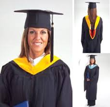 master s cap and gown deluxe masters cap and gown the graduation resource