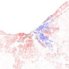 Cleveland Ohio Map Race And Ethnicity 2010 Cleveland Maps Of Racial And Ethn U2026 Flickr