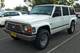 nissan safari nissan safari 4 2 1992 auto images and specification