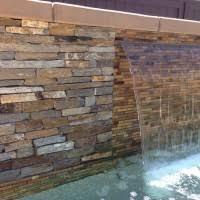 Waterfall Glass Tile Spas San Diego Swimming Pool Builders San Diego Dream Pools