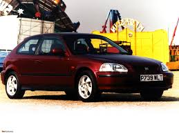 1995 honda civic hatchback civic hatchback uk spec ek 1995 2001 wallpapers