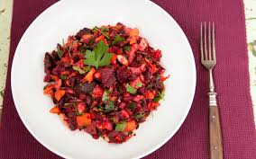 de cuisine thermomix kerniger rote bete salat aus dem thermomix mein zaubertopf