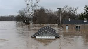Flooding Missouri Map Death Toll Rises To 20 As Flooding Threatens Levees In Missouri