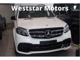 mercedes biturbo suv mercedes gls63 amg 2016 5 5 in kuala lumpur automatic suv