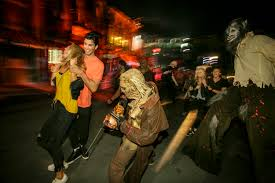 Halloween Horror Nights Frequent Fear Pass by Which Universal Studios Halloween Horror Nights Attractions Are