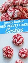 best cookie and bar recipes food network red velvet crinkle