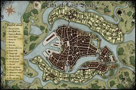 Map Generator D D Fantasy Town Map Generator
