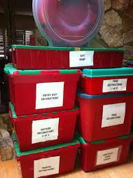Decoration Storage Containers Decoration Storage Assistant Survival Guide