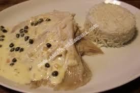 cuisiner des ailes de raie photo de la recette ailes de raie pochées sauce au beurre blanc