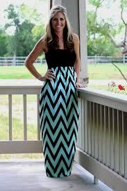 chevron maxi dress mint chevron maxi dress naf dresses