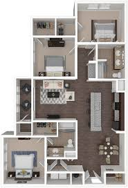 luxury birmingham al 3 bedroom apartments village at lakeshore
