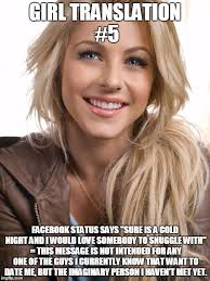 Snuggle Meme - oblivious hot girl latest memes imgflip